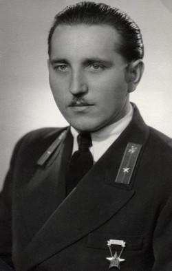 Szabó György műszerész, Nyíregyháza 1955