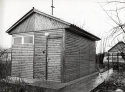 Végközpont faházban