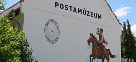 A múzeum északi látványa