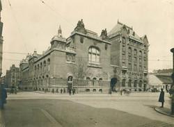 A József távbeszélő főközpont épülete