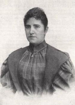 Matkovits Júlia, az első kezelőnő