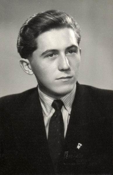 Kovács Lajos műszerész, Kecskemét 1955