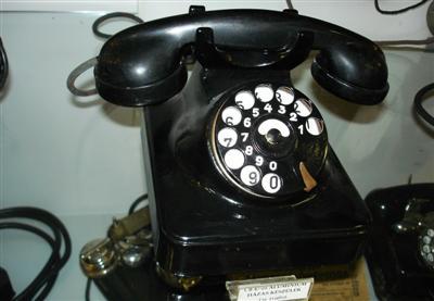 CB 47-es telefon Leltári szám T16 D.609.