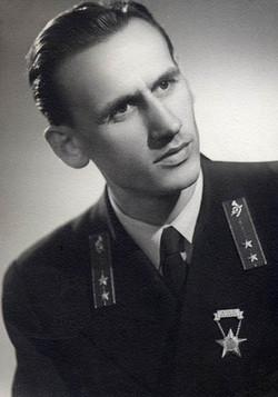 Matus György technikus, Budapest 1955