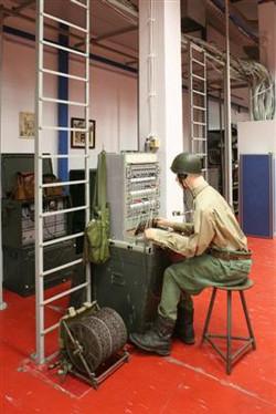 Katonai központ kezelése