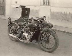 Gecső-D-Rad típusú levélgyűjtő motorkeré