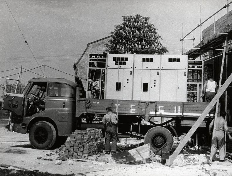 Az elektromos berendezések szállítása