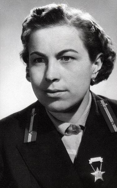 Kovács Ferencné kezelő, Budapest 1955