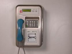 IPTHH-403 típusú, kártyával működő nyilv