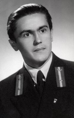 Arnóth István műszerész, Miskolc 1956