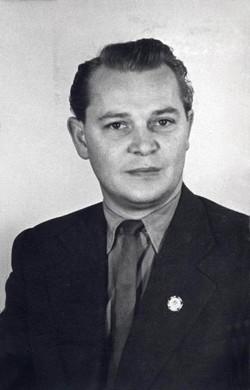 Faragó László csoportvezető, Budapest 19