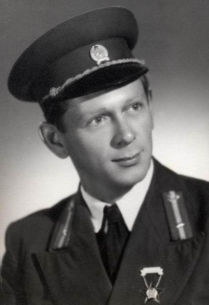 Varga András műszerész, Miskolc 1956