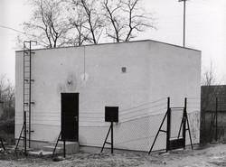 Végközpont hagyományos kivitelű épületbe