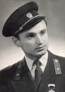 Szabó Károly technikus, Győr 1955