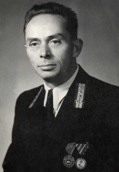 Horpácsi Béla üzemvezető, Budapest 1949.