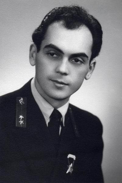 Szabó József technikus, Szombathely 1955