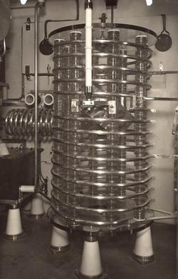Adóállomásokállomás, 1933 - 120 kW-os ad