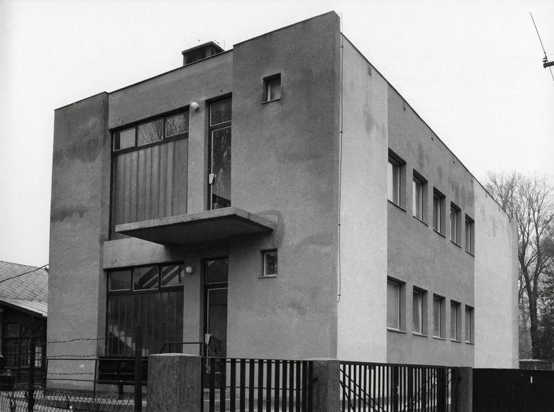 Balatonföldvári szektorközpont épülete