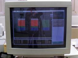 Intelsat földi állomások felügyeleti ren
