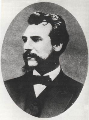 Alexander Graham Bell arcképe