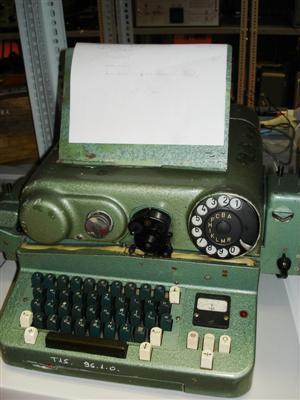 Távgépírók - Dalibor D302 Leltári szám T