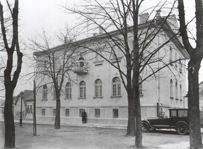 Az Óbuda távbeszélő mellékközpont épület