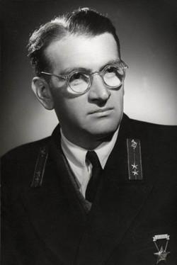 Varga Lajos technikus, Szeged 1955