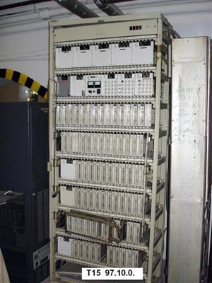 Távíró központok - TWK-8 automata távíró