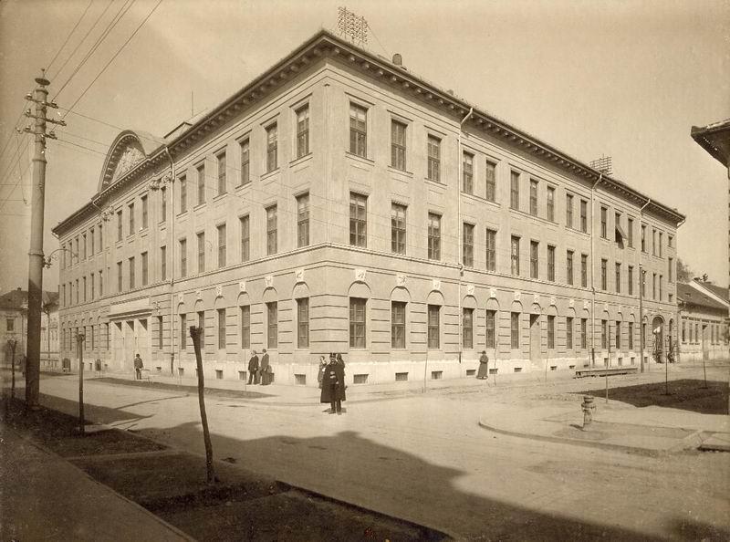Kaposvári postaház