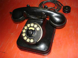 CB 35-ös telefon Leltári szám T16 D