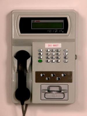 PROXIM-A kártyás távbeszélő-készülék