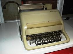 Távgépírók - Olivetti Leltári szám T15 8