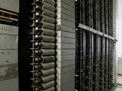7A1 telefonközpont berendezései