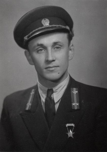 Klopfer Lajos technikus, Hatvan 1954