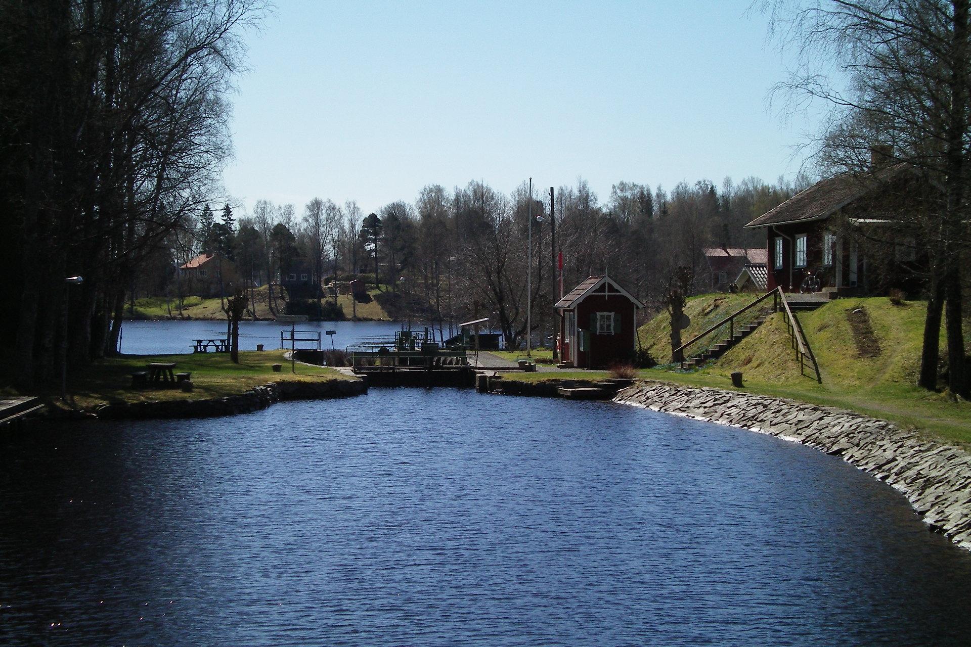 Ecluse du Canal