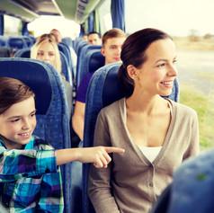 La ionización bipolar en Autobuses