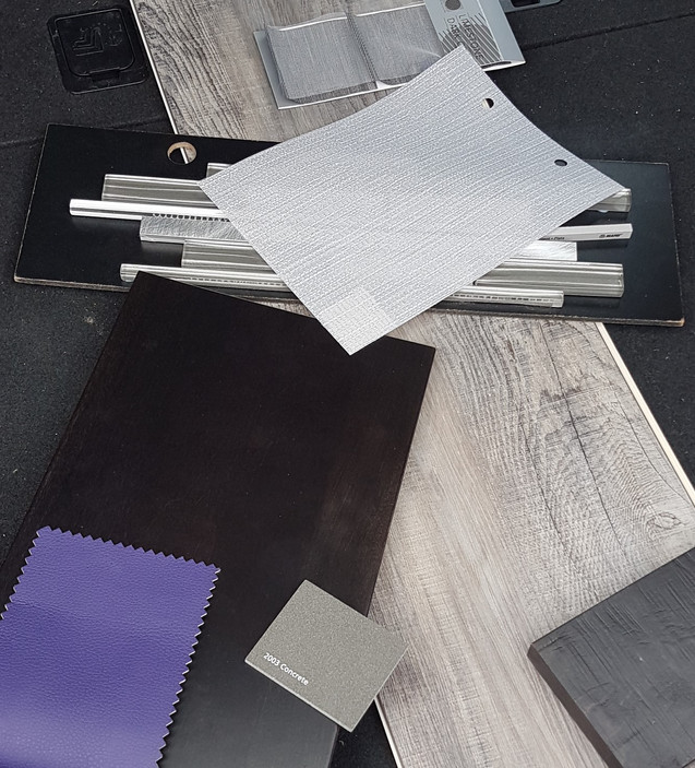 Coodinating Materials