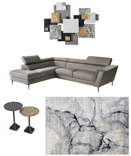 Designer Living Room Grouping