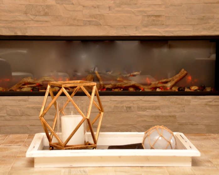 Fireplaces - Contemporary to Rustic