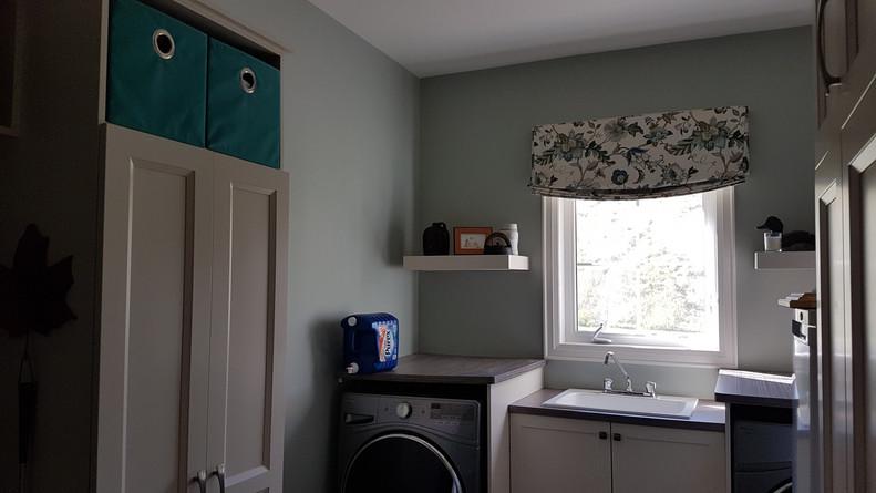 Fabric Window Valance