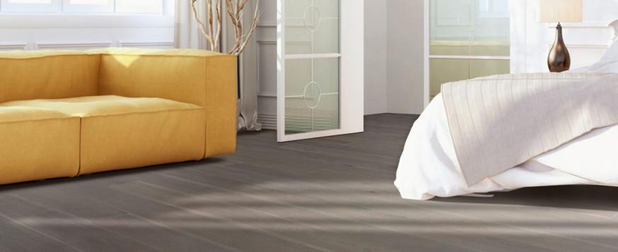 Craft Flooring in Aberdeen Grey Stain