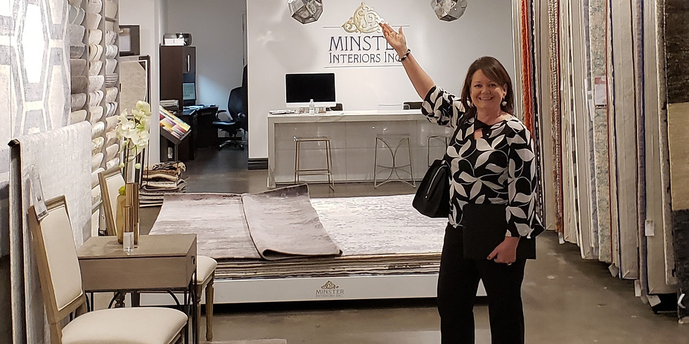 Exclusive Opportunity to Shop in Designer-Only Showrooms with Deborah