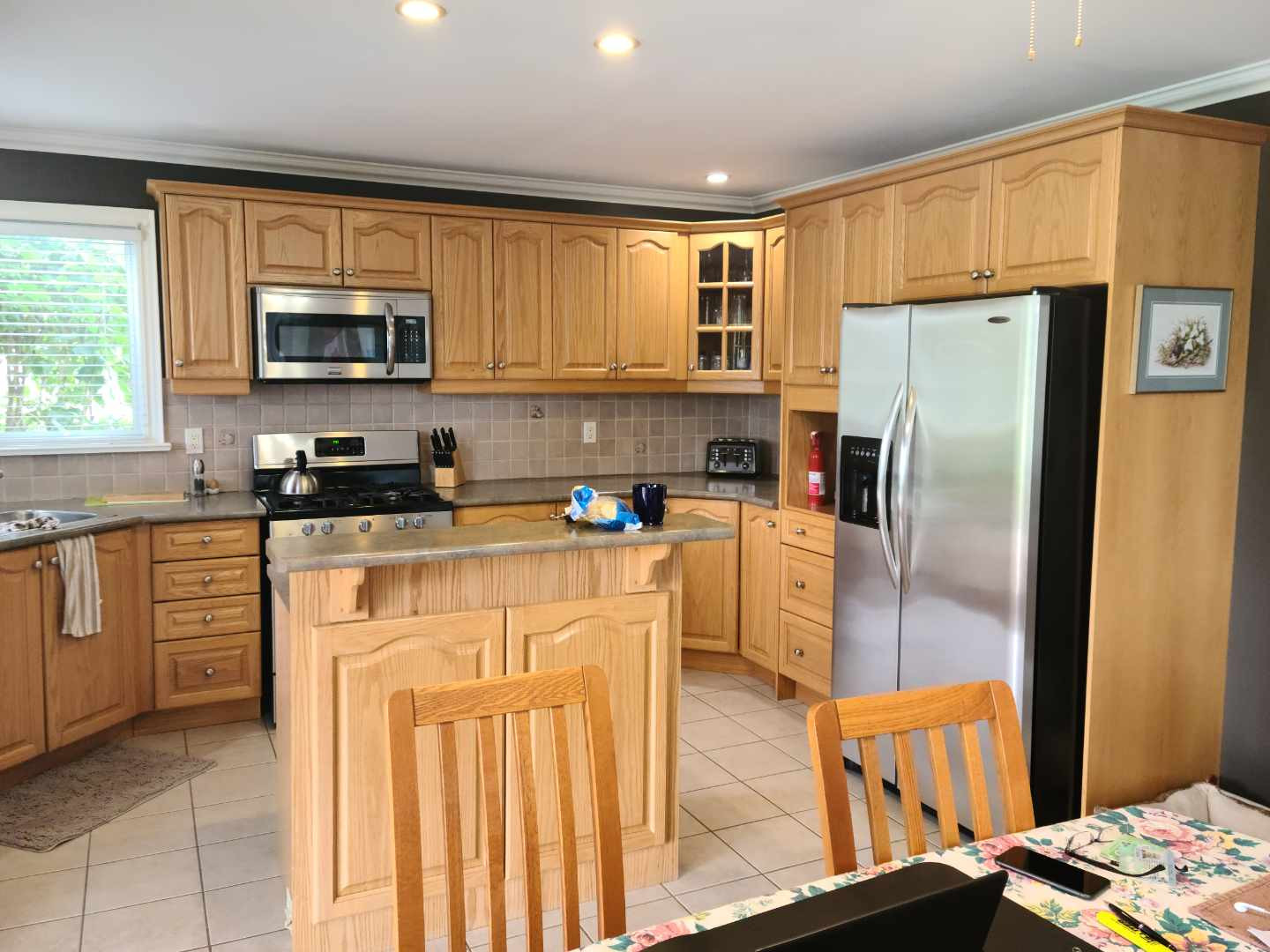 Before Photo of Kitchen