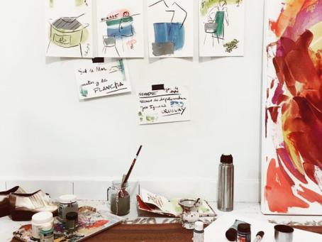 Cuántas veces noslimitamos a la hora de crear? - How many times do welimit our creativity?