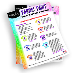 Handy Art - Fabric Paint