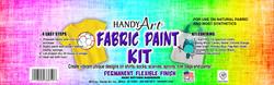Handy Art - Fabric Paint Kit