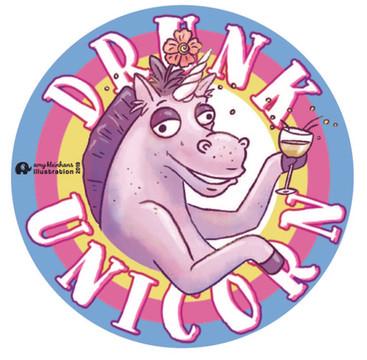 Dave the Drunk Unicorn
