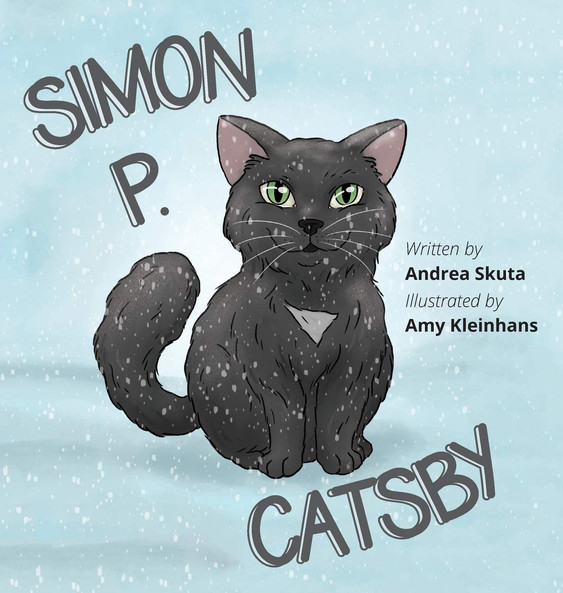 Author:Andrea Skuta Published by Orange Hat Publishing. Text and Layout by Kaeley Duntman Illustration by Amy Kleinhans