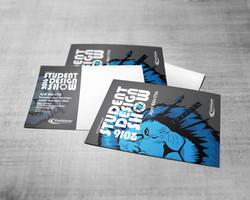 Student Design Show - Postcards