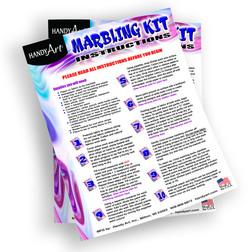 Handy Art - Marbling Kit